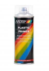 Грунт для пластика MOTiP PLASTIC PRIMER, прозрачный, аэрозоль 520 мл