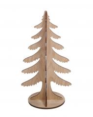 Заготовка Timberlicious для декорирования Колючая ёлочка 3D 13.5х13.5х25 см