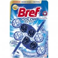 """Подвесной блок для унитаза Bref """"Blue Activ, с хлор-компонентом, 2*50г, блистер"""