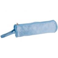 """Пенал-тубус 200*60 ArtSpace """"Light blue"""", полиэстер, с ручкой"""