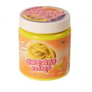 Лизун Cream-Slime с ароматом банана, 250 г