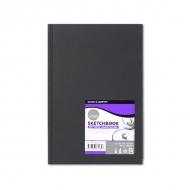 Скетчбук для зарисовок и эскизов 100 г/м2 Simply DALER-ROWNEY, формат A5, 110 листов