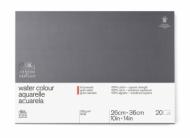 Блок для акварели Winsor&Newton Professional 300г, хлопок, 26*36см 20л Сатин