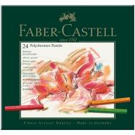 Набор сухой пастели Faber-Castel  Polychromos, 24 цвета