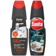 Средство чистящее Sanita Антиржавчина, гель, 500мл