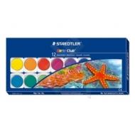 Hабор акварельных красок STAEDTLER, 12 цветов