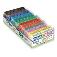 Пластилин GIOTTO Patplume FILA для лепки и детского творчества, 12 цветов*50 г