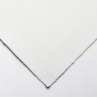"""Бумага для акварели Saunders Waterford C,P, High White (4 необраб края) 190 g/m² 560x760mm (22"""" x 30), упаковка 20 листов"""