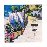 Альбом-склейка Малевичъ для масляных красок Tician, 230 г/м, 20л,  27х27 см