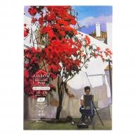 Альбом-склейка Малевичъ для масляных красок Tician, 230 г/м, 20л, А3