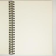 Блокнот для скетчей А4 Schizzi Fabriano 21х29.7, 120 листов, 90 г/м2, на спирали