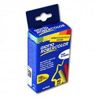 Мел цветной GIOTTO Robercolor FILA для меловых досок и асфальта, набор 10 шт.