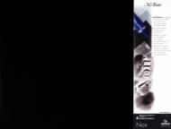 Папка с бумагой Canson Mi-Teintes black 160г/кв.м 50.*65см 6 листов в упаковке