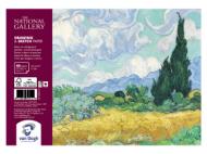 Альбом для зарисовок Royal Talens Van Gogh National Gallery 160гр/м.кв А4 40л на спирали