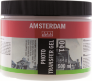 Гель Royal Talens Amsterdam (041) для переноса фотопечати на твердую поверхность, 500мл