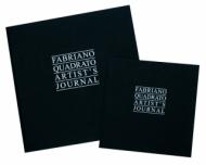 Блокнот для зарисовок Fabriano ArtistS Journal 90г/м.кв 16*16см мелкозернистая 96л