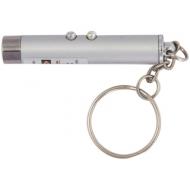 Указка-брелок лазерная Beifa (указка, фонарик), радиус действия 200м