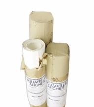 Бумага для акварели Arches 300г/кв.м (хлопок) 1.13*9.15м Сатин в рулоне