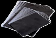 Вкладыш для портфолио College А3 Teloman, ПВХ, 180 микрон, формат А3