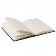 """Блокнот-скетчбук Brauberg Art """"Classic"""", твердый переплет, кремовая бумага, А5, 148х210 мм, 100 г/м2, 110 л."""