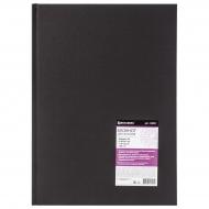 """Блокнот-скетчбук Brauberg Art """"Classic"""", твердый переплет, кремовая бумага, А4, 210х297 мм, 100 г/м2, 110 л."""