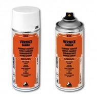 Даммарный лак с УФ-фильтром MAIMERI для масляной живописи, аэрозоль 400 мл
