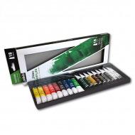 Набор акриловых красок Studio Acrylics PEBEO, 18 цв. по 12 мл