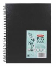 Блокнот для зарисовок Derwent Big Book 110г/кв.м 21*29.7см 86 листов