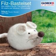 """Набор для валяния из шерсти """"Мышка"""" GLOREX"""