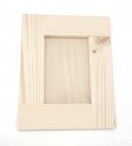 Заготовка Timberlicious для декорирования рамка деревянная 16*20см