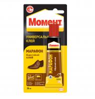 "Обувной клей ""Момент Марафон"" Henkel, 30 мл, блистер"