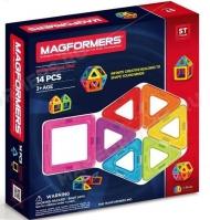 Магнитный конструктор Magformers, 14 деталей