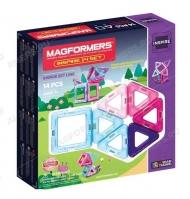 Магнитный конструктор Magformers Inspire 14