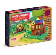 """Магнитный конструктор Magformers """"Log House Set"""""""