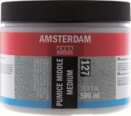 Медиум Royal Talens Amsterdam (127) для придания среднезернистой структуры 500мл