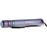 Тубус А0 Стамм, телескопический на ремне, серый