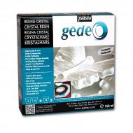 Эпоксидная смола PEBEO для имитации стекла, Gedeo,150 мл