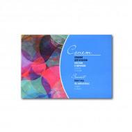 Альбом-склейка для эскизов маслом и акрилом Сонет НЕВСКАЯ ПАЛИТРА 230 г/м², А5, 12 листов
