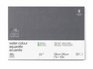 Блок для акварели Winsor&Newton Professional 300г, хлопок, 18*26см 20л Торшон