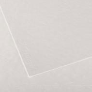 Бумага для акварели Canson Montval 270г/кв.м (целлюлоза) 55*75см Снежное зерно 25л/упак