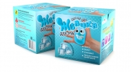 Набор юного химика Жвачка для рук «Ледяная свежесть»