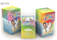 Набор Юный химик, Цветные полимерные лизуны
