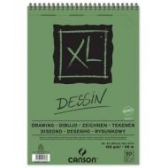 Альбом для графики Canson Xl Dessin 160г/кв.м 21*29.7см 50листов спираль по короткой стороне