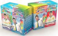 Набор Юный химик, Цветные лизуны и червяки