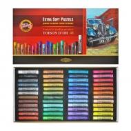 Пастель художественная сухая Toison D-or Extra Soft KOH-I-NOOR для рисования, 48 цветов