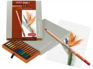 Подарочный набор цветных карандашей Bruynzeel Design Colour, 12 цветов