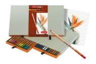 Подарочный набор цветных карандашей Bruynzeel Design Colour, 24 цвета