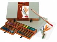 Подарочный набор цветных карандашей Bruynzeel Design Colour, 48 цветов