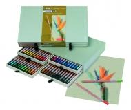 Подарочный набор пастельных карандашей Bruynzeel Design Pastel, 48 цветов
