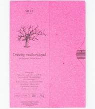 Альбом SM-LT Art Authentic Drawing 120г/м2 A4 60 листов в папке склейка по длинной стороне